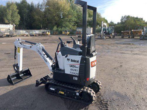 Digger Hire - UKD Diggers Ltd - Digger & Plant Hire in Derby
