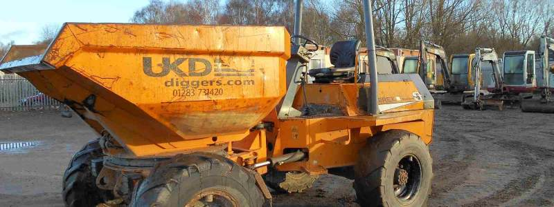Derby Dumper Truck Tipper Hire Derby, Nottingham and Burton on Trent by UKD Diggers Ltd - Mobile