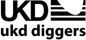 UKD Diggers Ltd – Digger & PLant Hire in Derby & Nottingham Logo