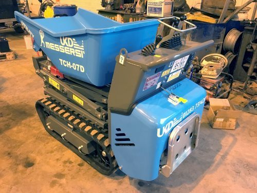 image of Pedestrian operated Power Barrow Hire in Derby
