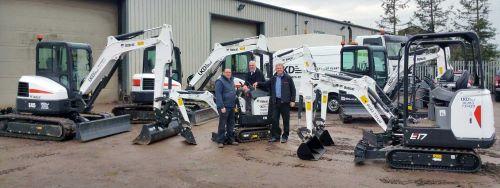 mobile Dumper - Roller- Digger Hire Derby & Nottingham - UKD DIggers Team